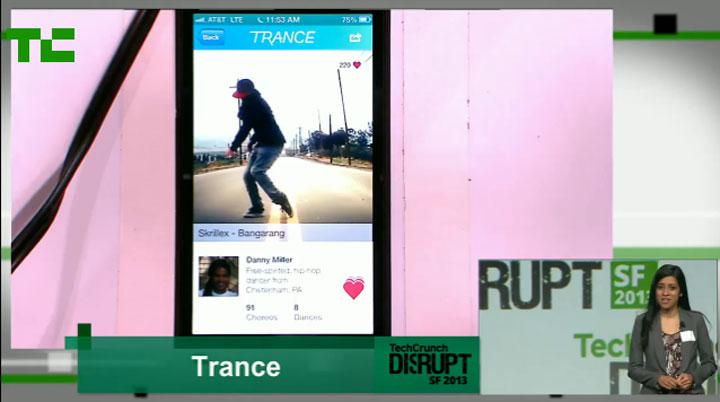 Trance – Die neue Tanz-App