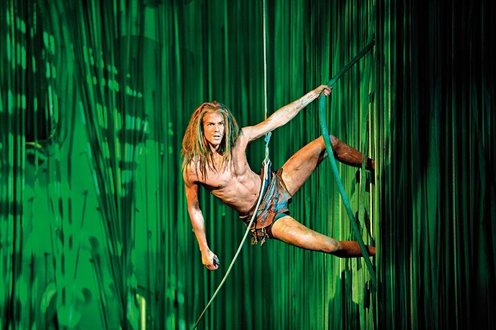 Musical Tarzan – das Musical-Erlebnis in Stuttgart